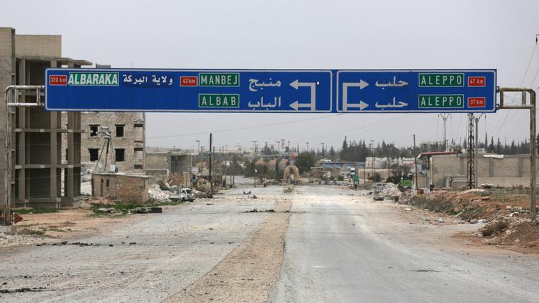 Frankfurter Allgemeine: уход США поможет курдам и Дамаску договориться