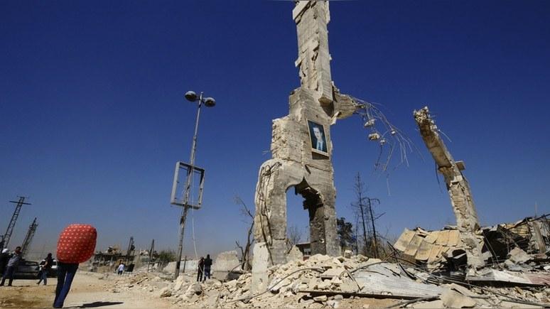 Эрдоган: у Турции есть комплексный план восстановления Сирии