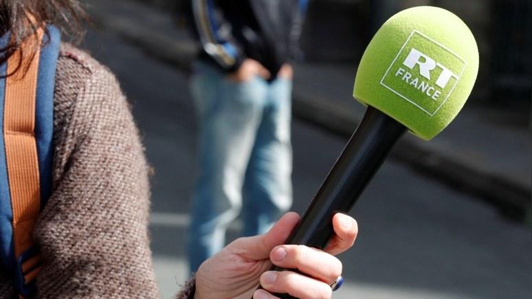 «Спасибо, RT!»: Le Monde рассказала, с какими СМИ предпочитают общаться «жёлтые жилеты»