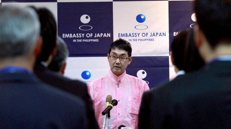Mainichi: советник Абе попросил у США поддержки в мирных переговорах с Россией
