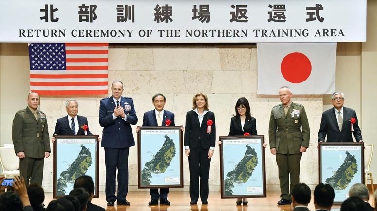 Командующий ВС США в Японии: планов размещать контингент на Курилах пока нет