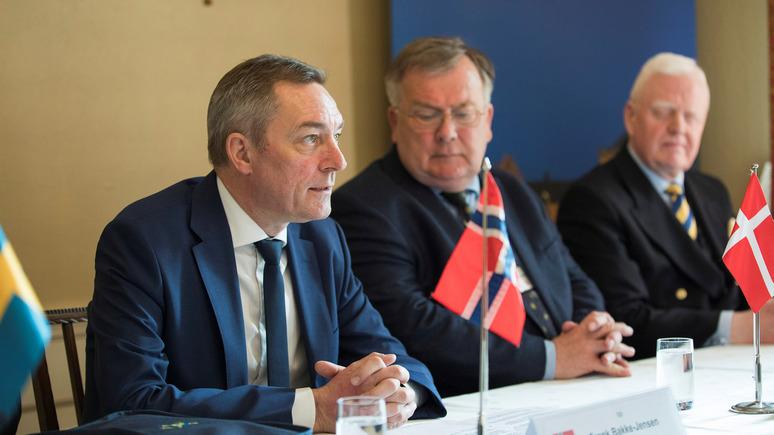 Норвежский министр: вина за нестабильность в мире лежит на России