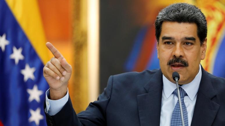 Bloomberg: Мадуро продержится у власти столько, сколько ему позволит «умирающая» экономика Венесуэлы