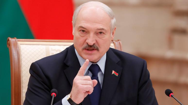 БЕЛТА: Лукашенко назвал притянутыми за уши разговоры об объединении с Россией