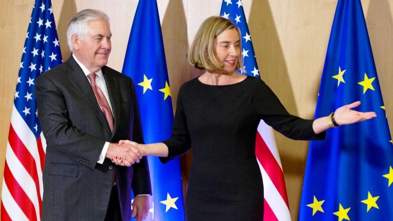 CdS: Европе лучше быть в тени американского лидерства, чем оказаться в тени России