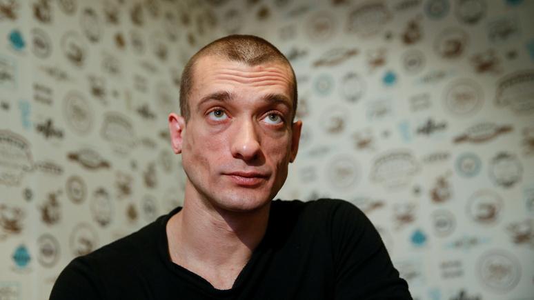 Le Figaro: на суде в Париже Павленский вспомнил Маркиза де Сада и остался без переводчицы