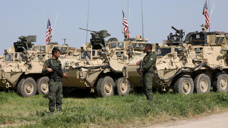 Press TV: США объявили о начале вывода войск из Сирии, но в России в этом сомневаются