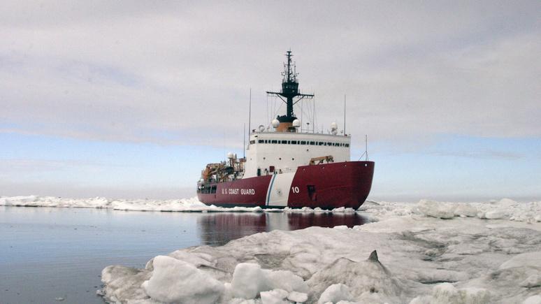 WSJ: США готовятся к холодной войне в Арктике в пику России и Китаю