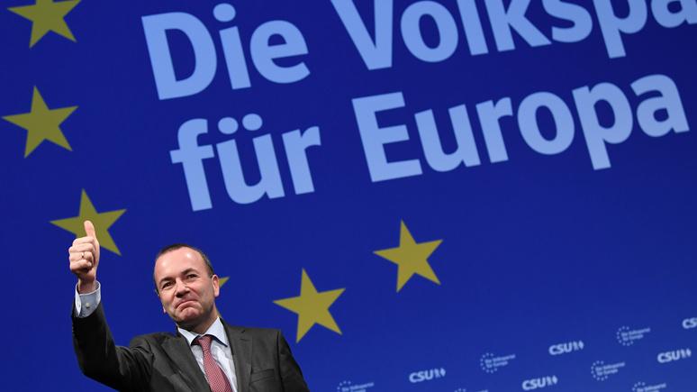 Bild: немецкий политик призвал ЕС не прятать голову в песок перед российской угрозой