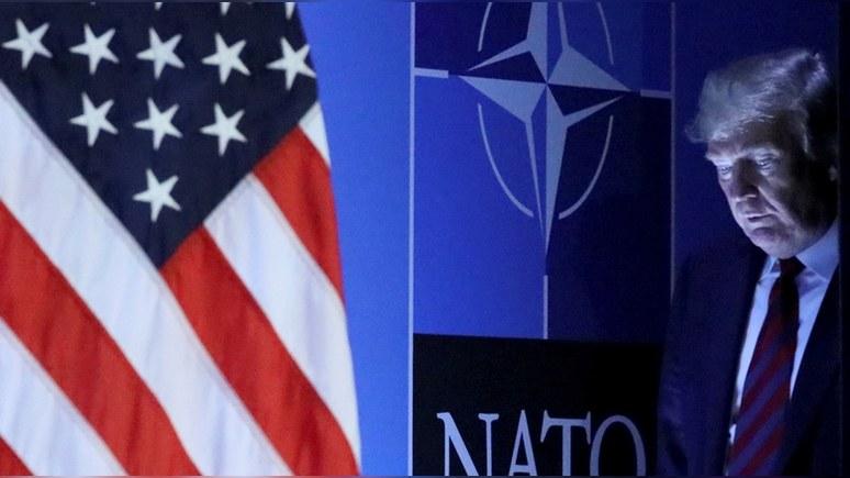 NYT: желание Трампа выйти из НАТО тревожит Вашингтон и радует Москву