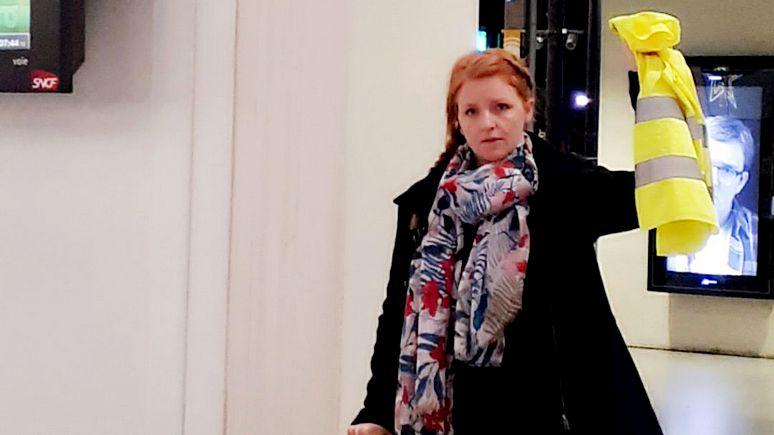 Spiegel: лицо «жёлтых жилетов» верит в революцию, но не в уступки Макрона