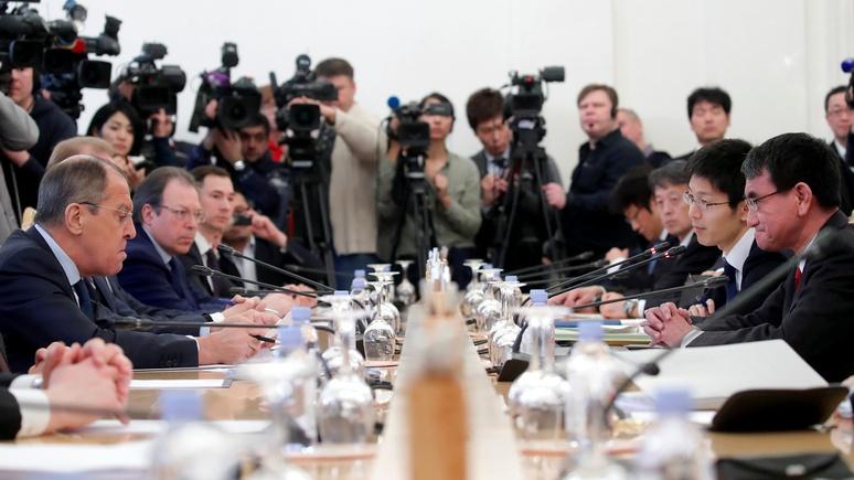 Mainichi Shimbun: на пути к миру Москву и Токио разделяет пропасть разногласий