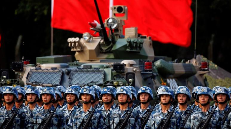 CNN: Китай активно модернизирует армию, чтобы вернуть контроль над Тайванем
