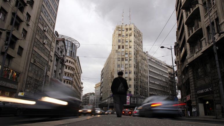 National Interest: Москва и Пекин осваиваются в Белграде, пользуясь безразличием США