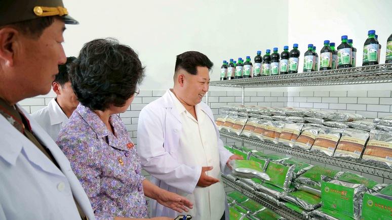 Telegraph: эксперты уверены, что КНДР скорее прибегнет к биологическому оружию, чем к ядерному