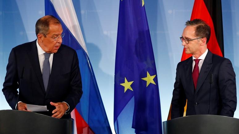 Deutsche Welle: ДРСМД не спасёт даже «дипломатический дефибриллятор»