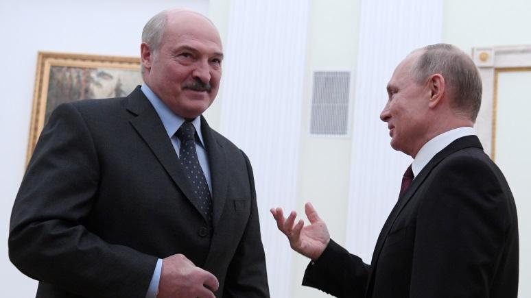 Британский аналитик: у Путина к Белоруссии может быть особый интерес