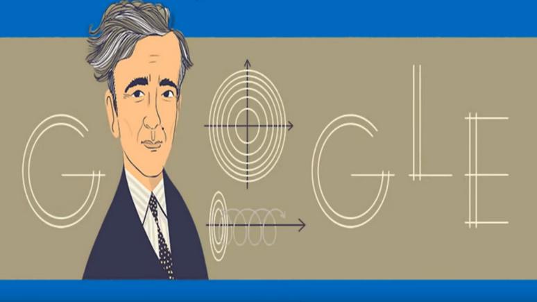 LCI: Google воздал почести советскому физику Ландау, посвятив ему рисунок дня