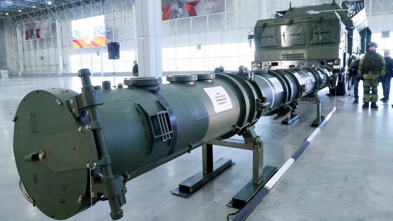 La Vanguardia: Россия показала миру свою «спорную» ракету