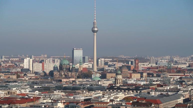 FAZ: восточные немцы не верят в государство и демократию