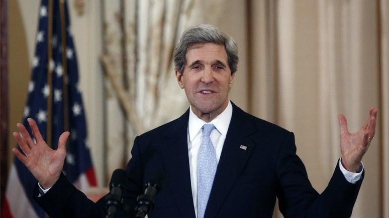 USA Today: неработающее правительство Керри назвал «позором» и призвал Трампа уйти в отставку