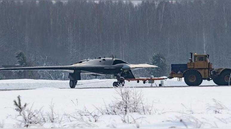 Drive: в сеть «утекли» фотографии ударного российского беспилотника «Охотник»