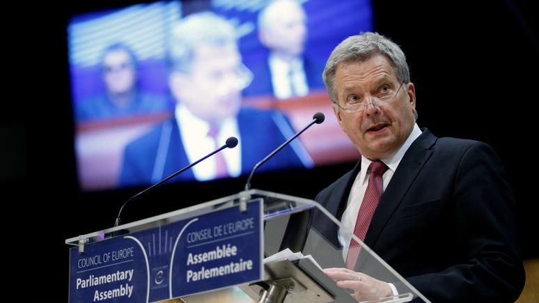 Президент Финляндии: выход России из Совета Европы стал бы ударом по мировому порядку