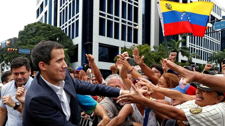 El País: венесуэльский кризис ударит по единству Европы