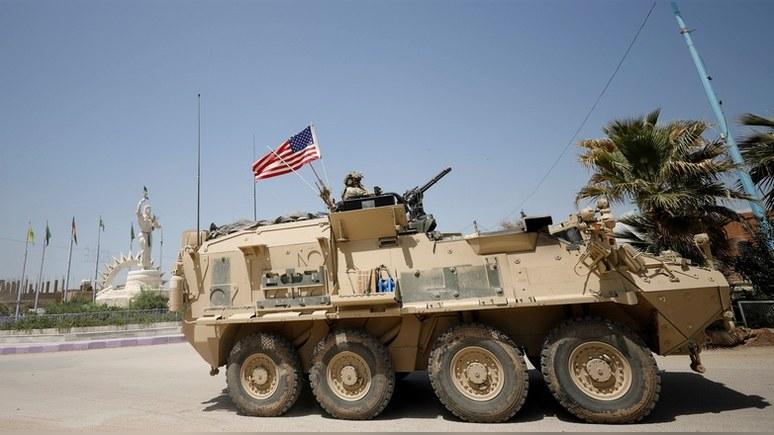 National Interest: вывод войск США из Сирии обернулся «фиговым листком»