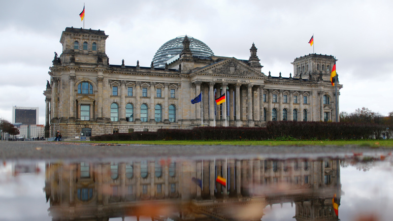 Tagesspiegel: немецкие «жёлтые жилеты» считают свою страну оккупированной