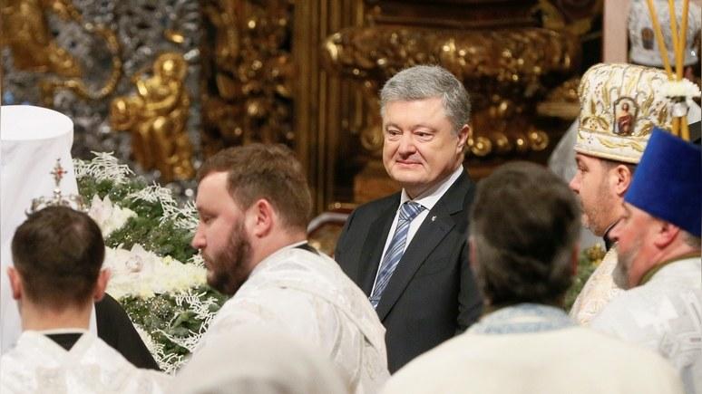 Обозреватель: Порошенко призвал не ускорять «штурм» храмов УПЦ
