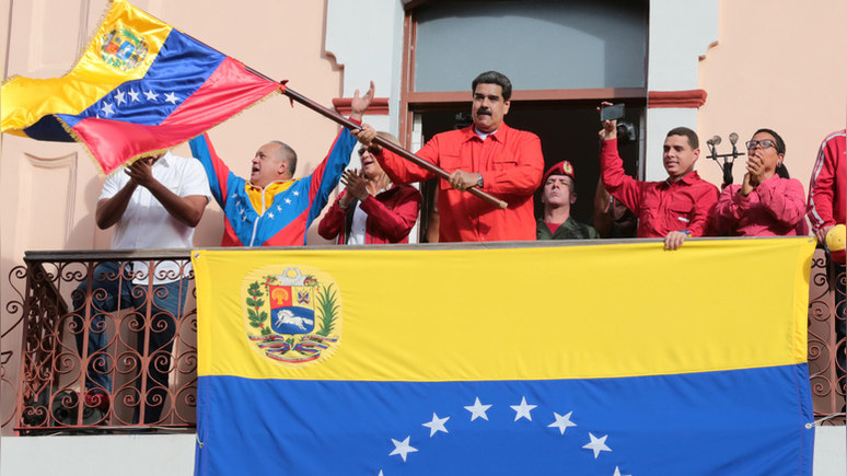 Times: Москва предложила себя в посредники между Мадуро и оппозицией