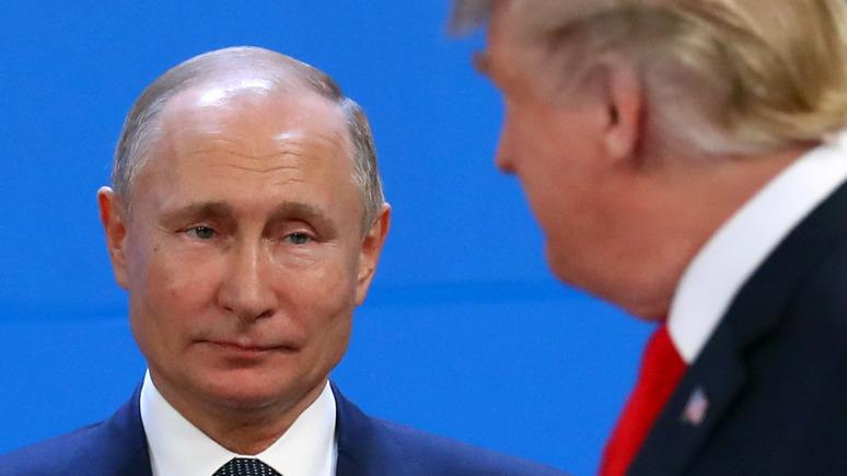 American Conservative: настало время для больших переговоров между США и Россией
