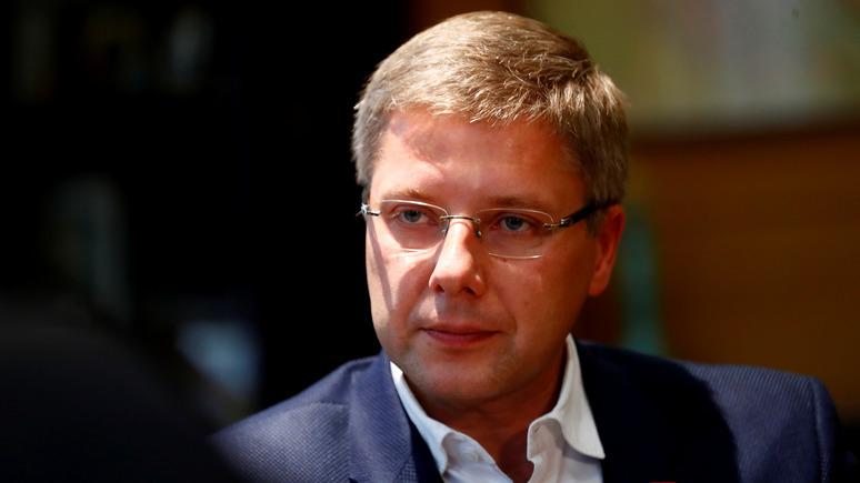 УП: антикоррупционное бюро Латвии провело обыски у мэра Риги Ушакова