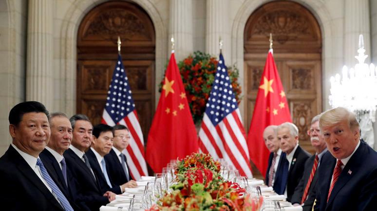 Jyllands-Posten: соперничество США и Китая будет только усиливаться