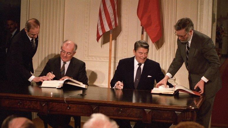 N-TV: США заявили о выходе из ДРСМД, но шанс спасти договор остаётся