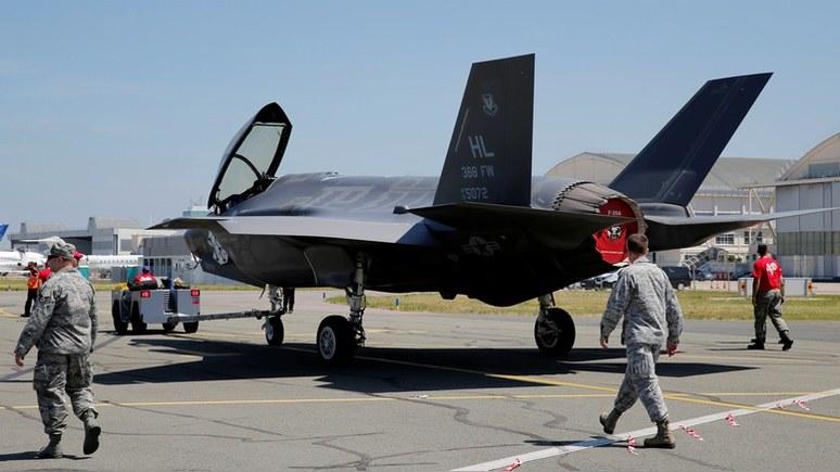 Defense News: новый доклад Пентагона раскрыл серьёзные недостатки F-35