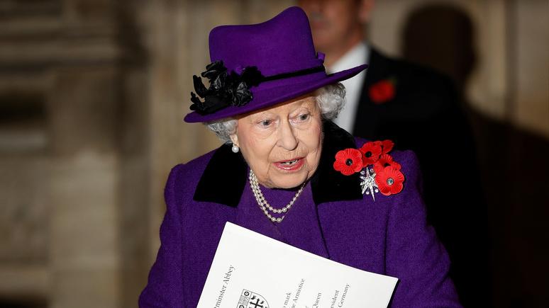 Times: у Лондона есть план эвакуации королевы в случае брексита без сделки