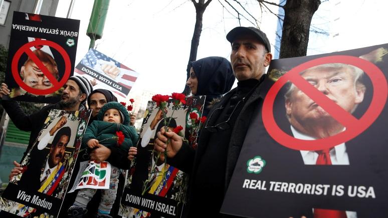 Karar: в Турции снова воспринимают США как самую серьёзную угрозу