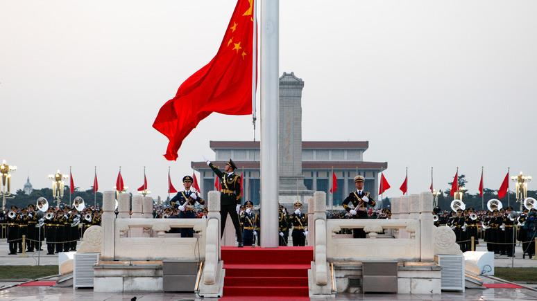 Die Welt: сегодня Китай намного опаснее России