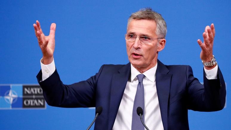 Генсек НАТО: ракетные разработки других стран не оправдывают нарушение ДРСМД Россией