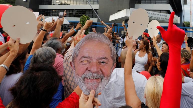 NYT: экс-президент Бразилии получил ещё 13 лет тюрьмы за коррупцию