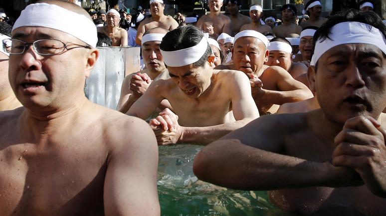Sankei Shimbun: японцы помолились за возвращение «северных территорий»