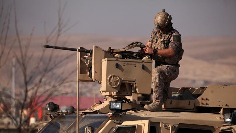 WSJ: Пентагон собираетcя вывести американские войска из Сирии к концу апреля