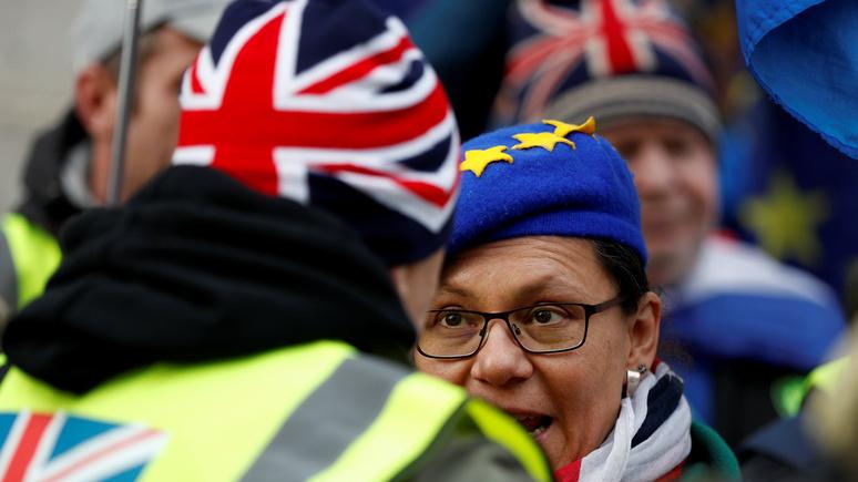 Der Standard: в случае брексита без сделки всему ЕС будет не до смеха