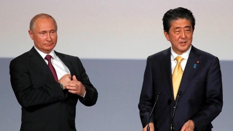 Японский профессор: Путин дразнит Токио «запахом жареного угря» на переговорах по Курилам