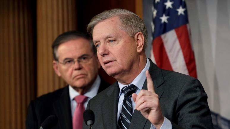 Hill: сенаторы США предложили новые санкции против России