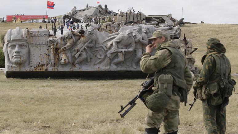 СТРАНА.ua: большинство украинцев готовы к компромиссу с Донбассом