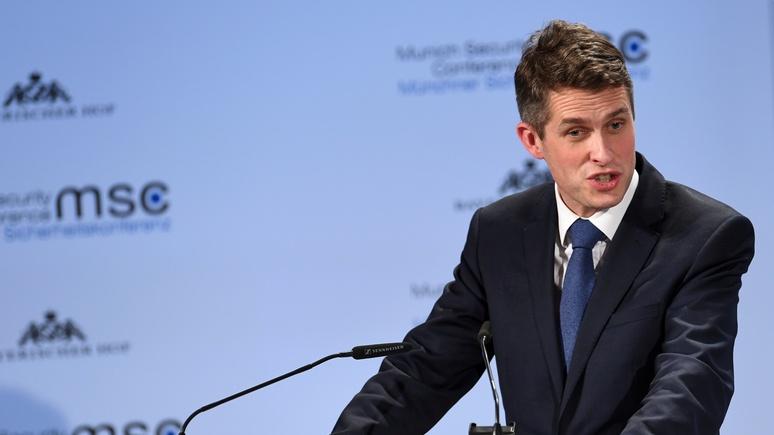 Independent: Лавров назвал склонного к неуместным заявлениям Уильямсона «министром войны»