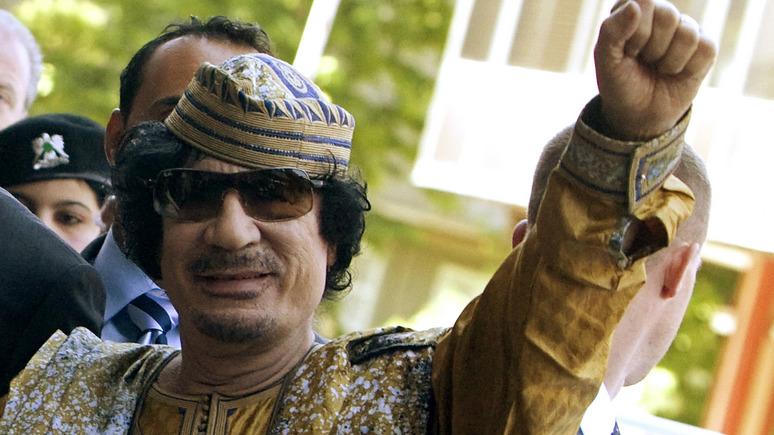 Afrigatenews: Ливия так и не увидела своего нового рассвета